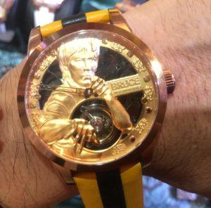 ブルースリー時計